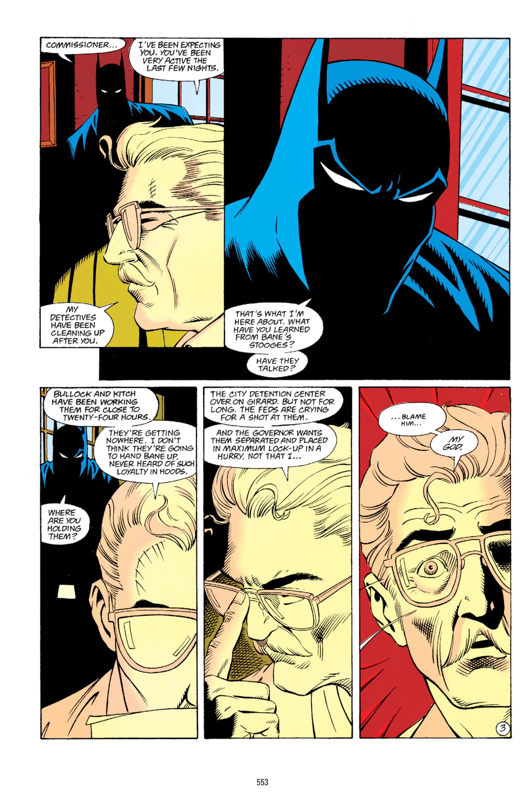 Detective Comics (1937) Issue #666 Page 4