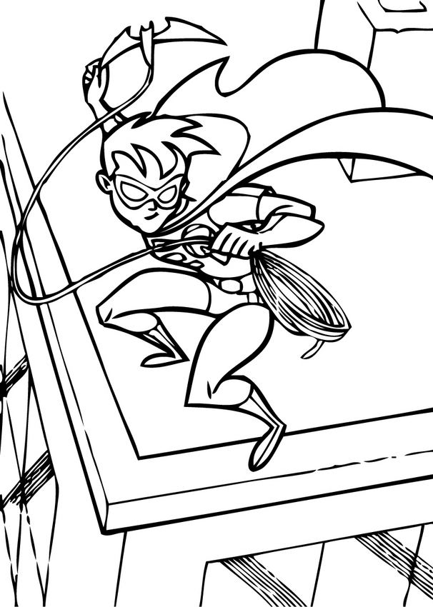 coloring pages of robins - photo#21