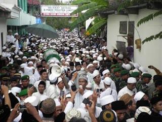 foto pemakaman KH Abdullah Faqih5