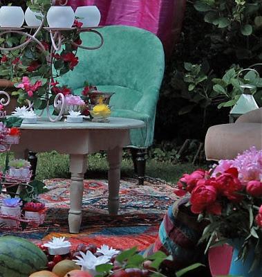 Idee per una festa in giardino blossom zine blog for Idee giardino piccolo
