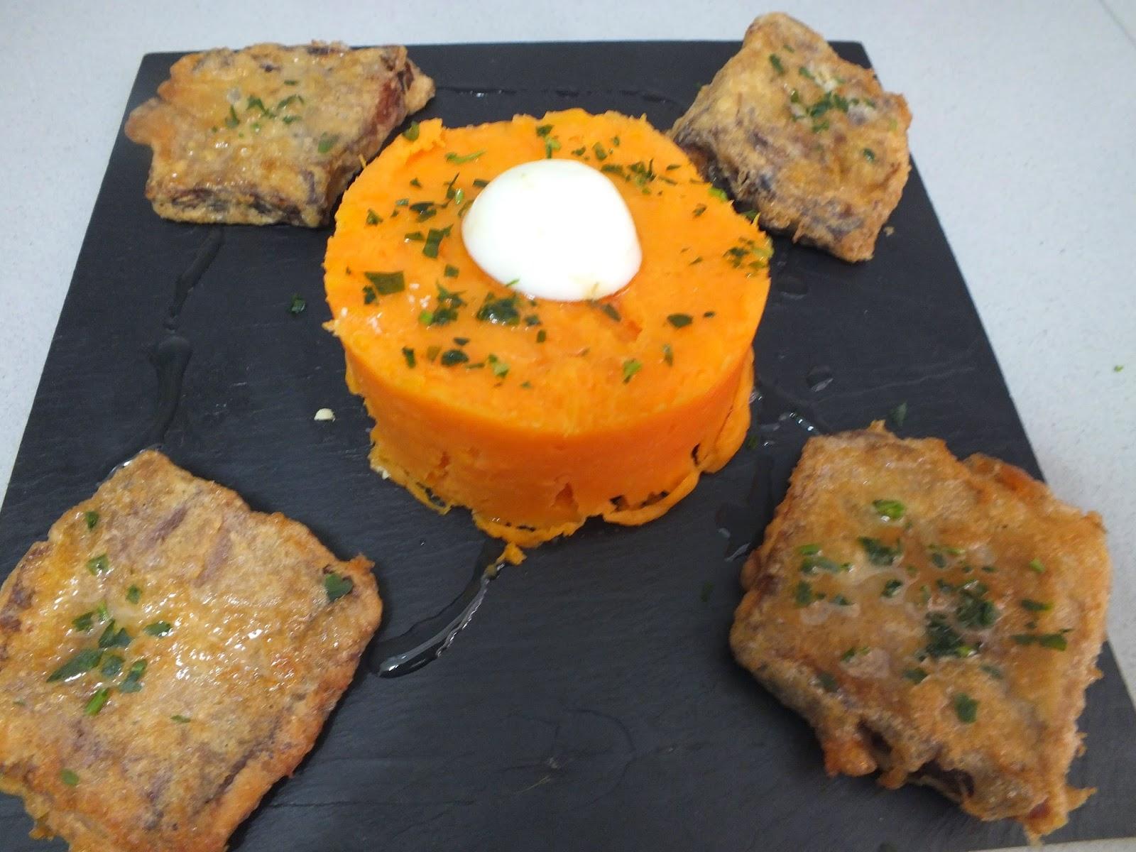 Escuela de cocina pako amor lengua de ternera frita con - Escuela de cocina paco amor ...