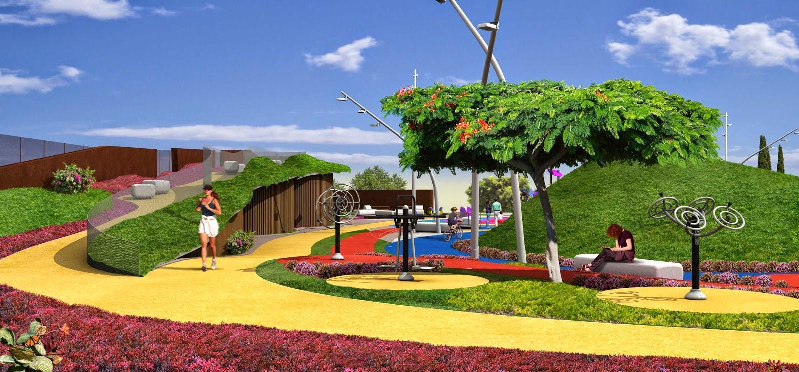 As ser el parque multifuncional de san fernando de maspalomas - Gran canaria tv com ...