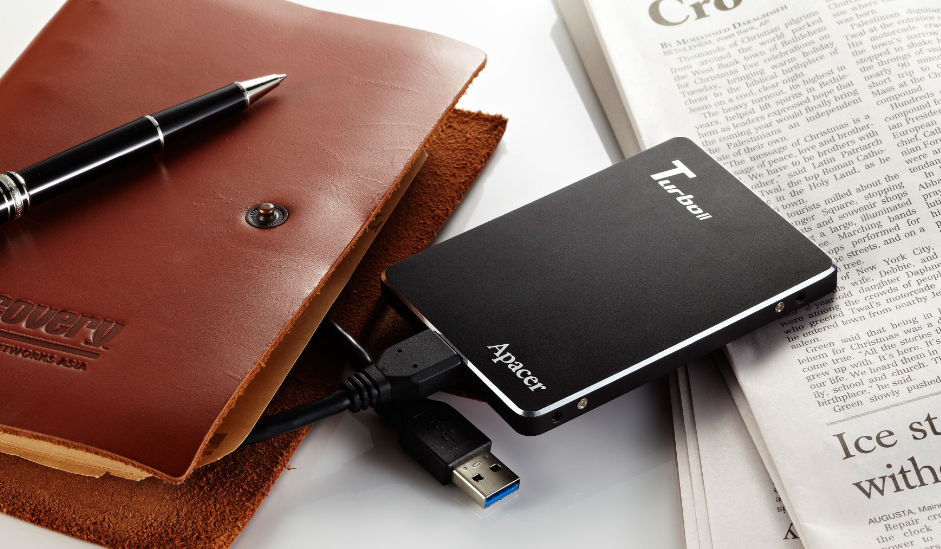 Apacer AS710 Portable SSD