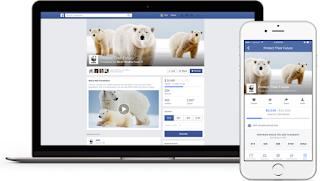بالصور: فيسبوك تطلق ميزة جديدة لمنافسة Kickstarter في المستقبل