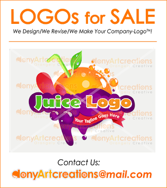 Original Logos Exclusively Yours!