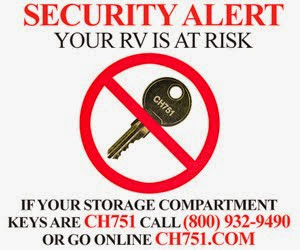 Protect your RV and your belongings!