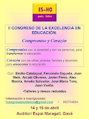 II Congreso la Excelencia en Educación
