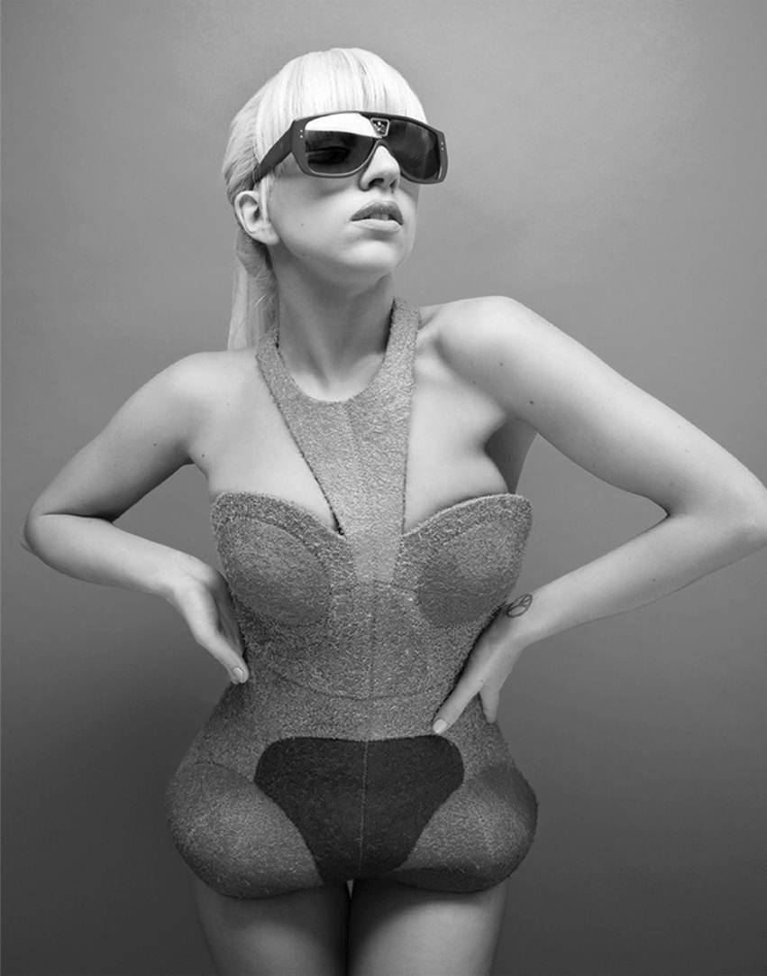 Hermaphrodite Lady Gaga Admits Lady gaga Gaga