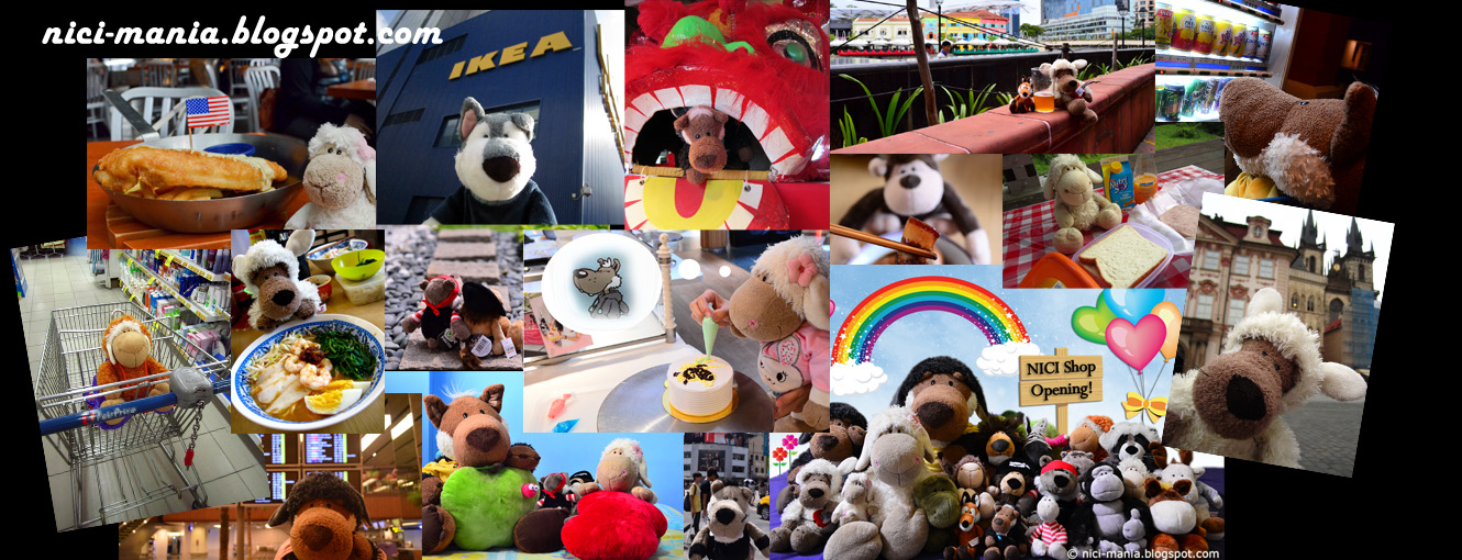 NICI-Mania - i ♥ Love NICI Plush Toys