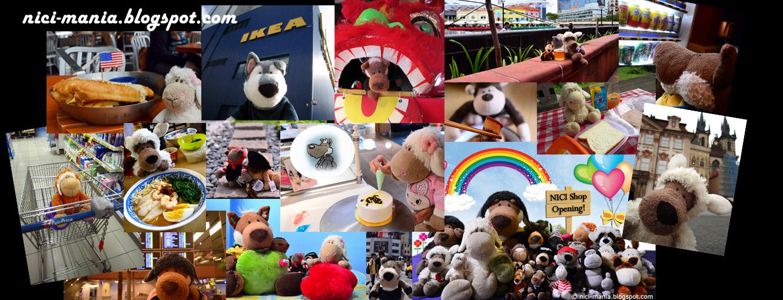 NICI-Mania - i ♥ Love NICI Plush Toys