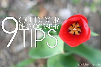 9 Outdoor Photography Tips