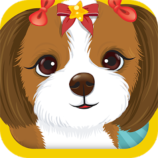 Dog Salon and Dressup iPhone Game