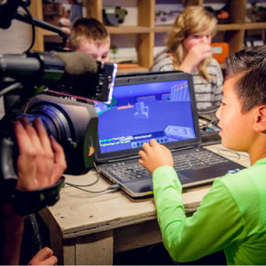 Sign up for tomorrow's free U_Lecture about Minecraft in Schools (5