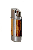 Brizard Exotic Wood Nano Lighter