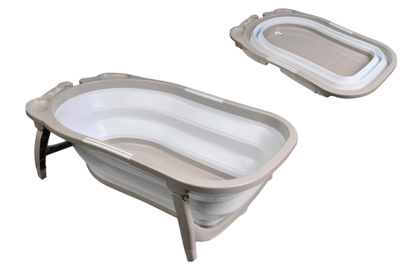 mon joli coeur ma baignoire pliable ultra compacte. Black Bedroom Furniture Sets. Home Design Ideas