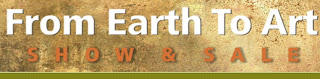image header Earth to Art Show and Sale Banner  linked to site with banner ad