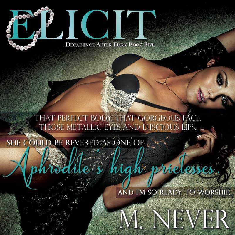 Elicit Cover Reveal