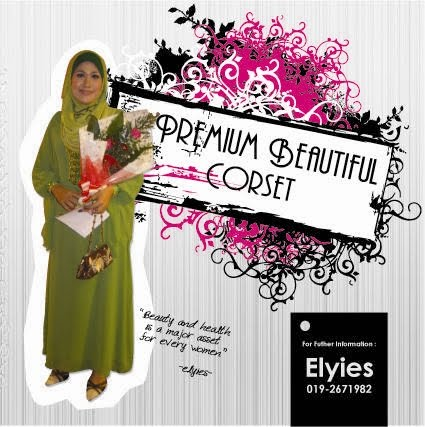 PREMIUM BEAUTIFUL CORSET by eLYies Azlin