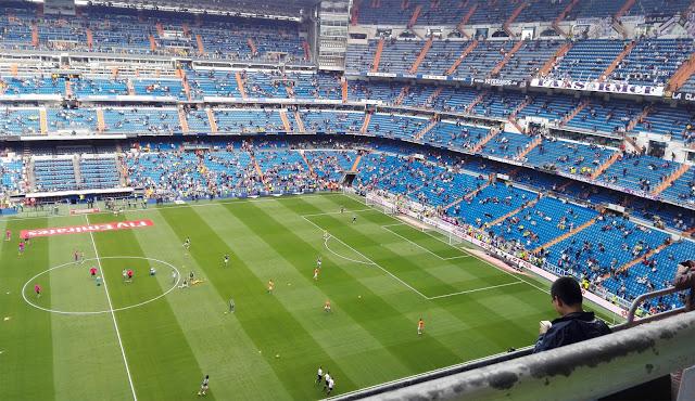 Partidito en Madrid