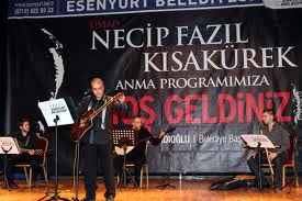 NECIP FAZIL KISAKUREK