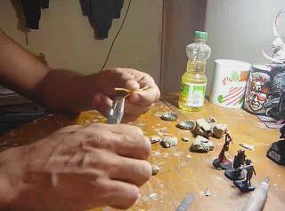 Creaci n artesanal hacer miniaturas artesanales - Como hacer casas en miniatura ...