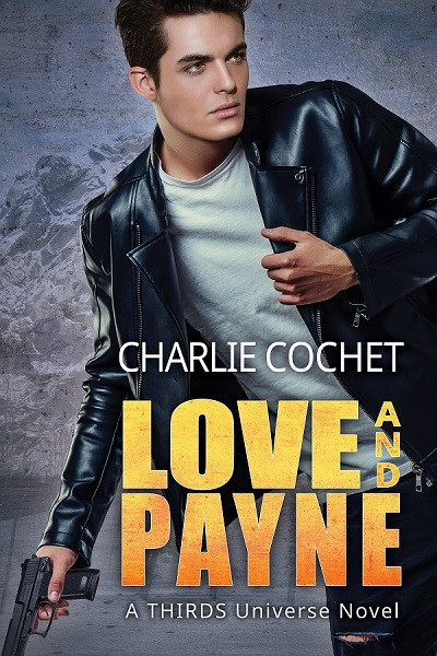 FEATURED AUTHOR: CHARLIE COCHET!