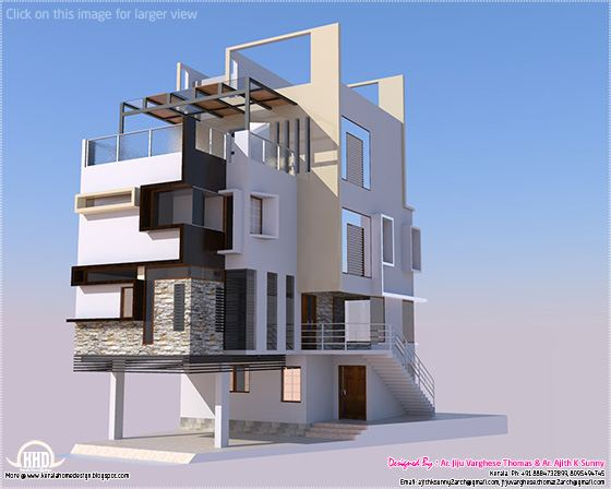 contemporary villa Bangalore