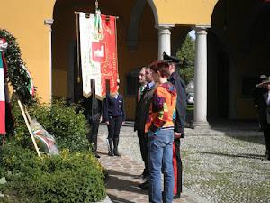 25 aprile 2012 a Trezzo sull'Adda