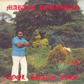 MARTELL ROBINSON  EX EX(LP0002) COM MELO DE ANGELINA