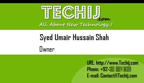 Best Business Cards example For Websites blog developer techij latest technology blog