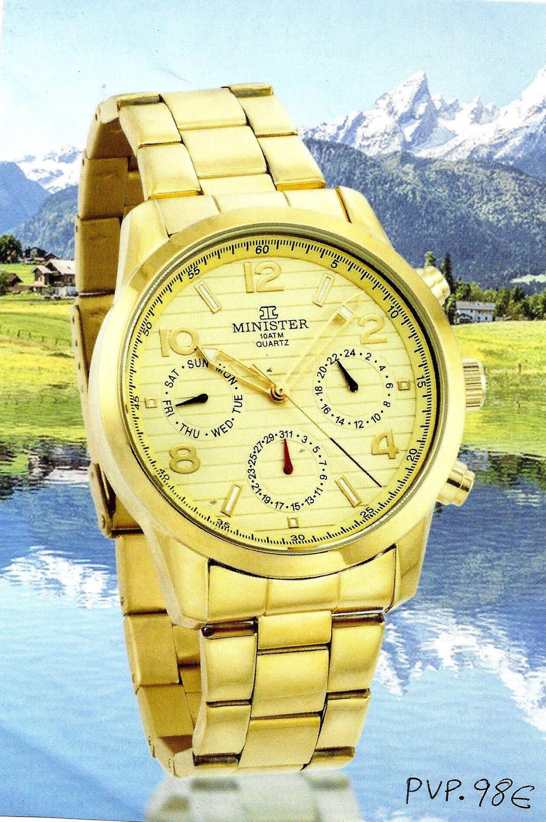 Reloj Minister Caballero