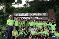 Kajian Luar Geografi STPM di Taman Negara 12-14 Mac 2011