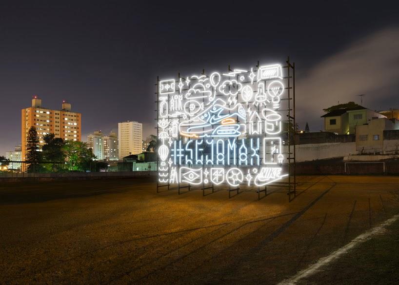 CG do Rizon Parein para a Campanha #Sejamax (#BeMax) da Nike
