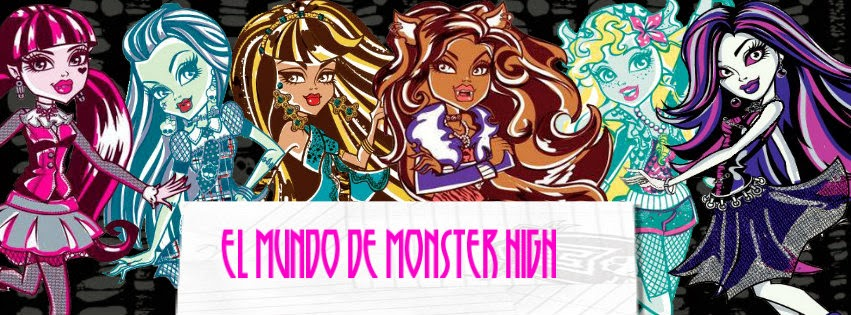 El mundo de monster high