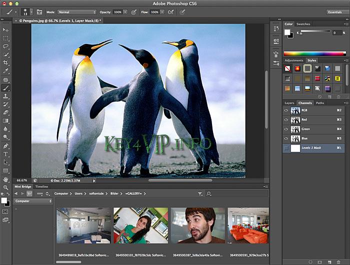 Adobe Photoshop CS6 Mac OSX Full,Phần mềm chỉnh sửa ảnh số 1 cho MAC OSX