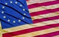 AMER REVOLUTION FLAG BETSY ROSS
