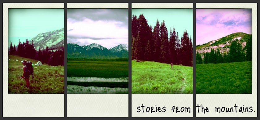 Stories from the Mountains.