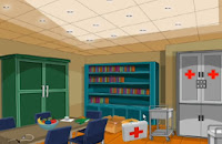 Hospital Escape app walkthrough.