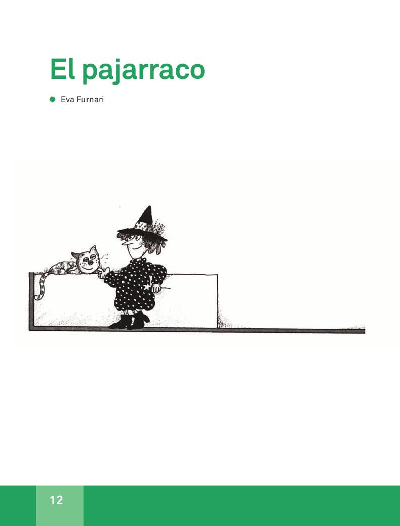 El pajarraco - español lecturas 3ro 2014-2015