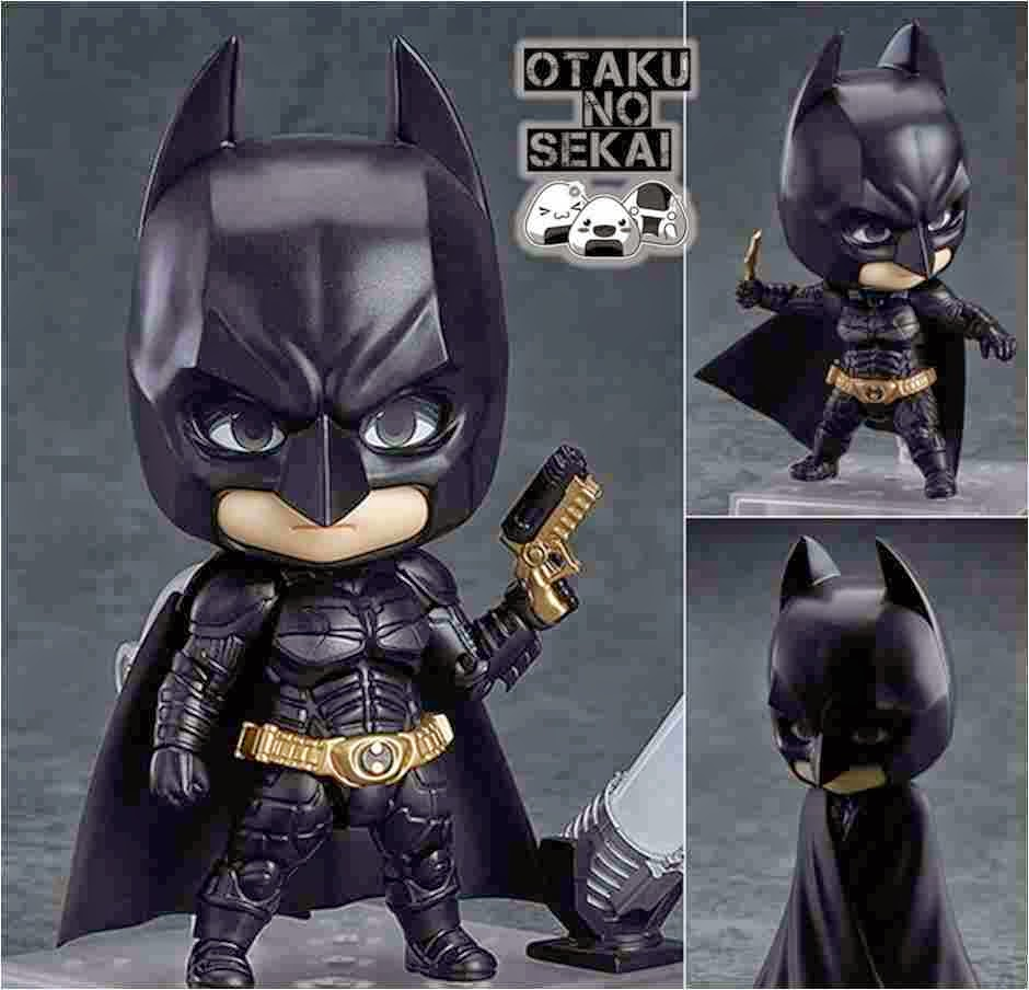 Nendoroid The Dark Knight Rising: Batman Hero's Edition
