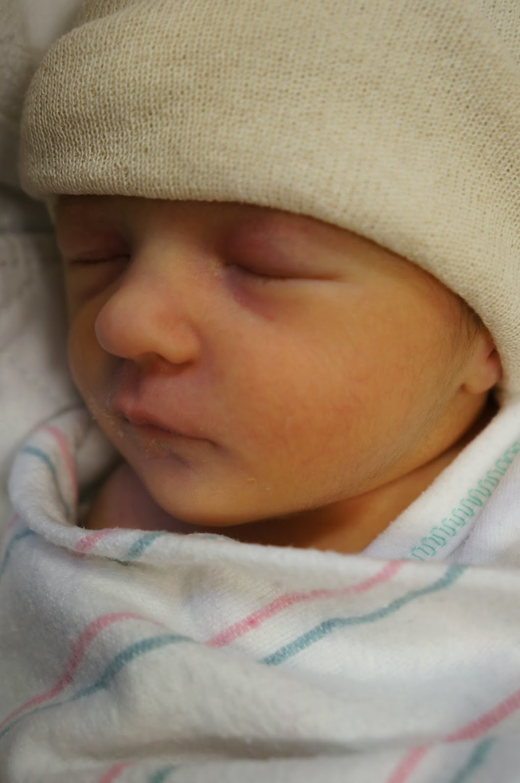 Nora's birth story