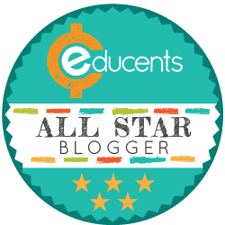 I'm an Educents All Star Blogger
