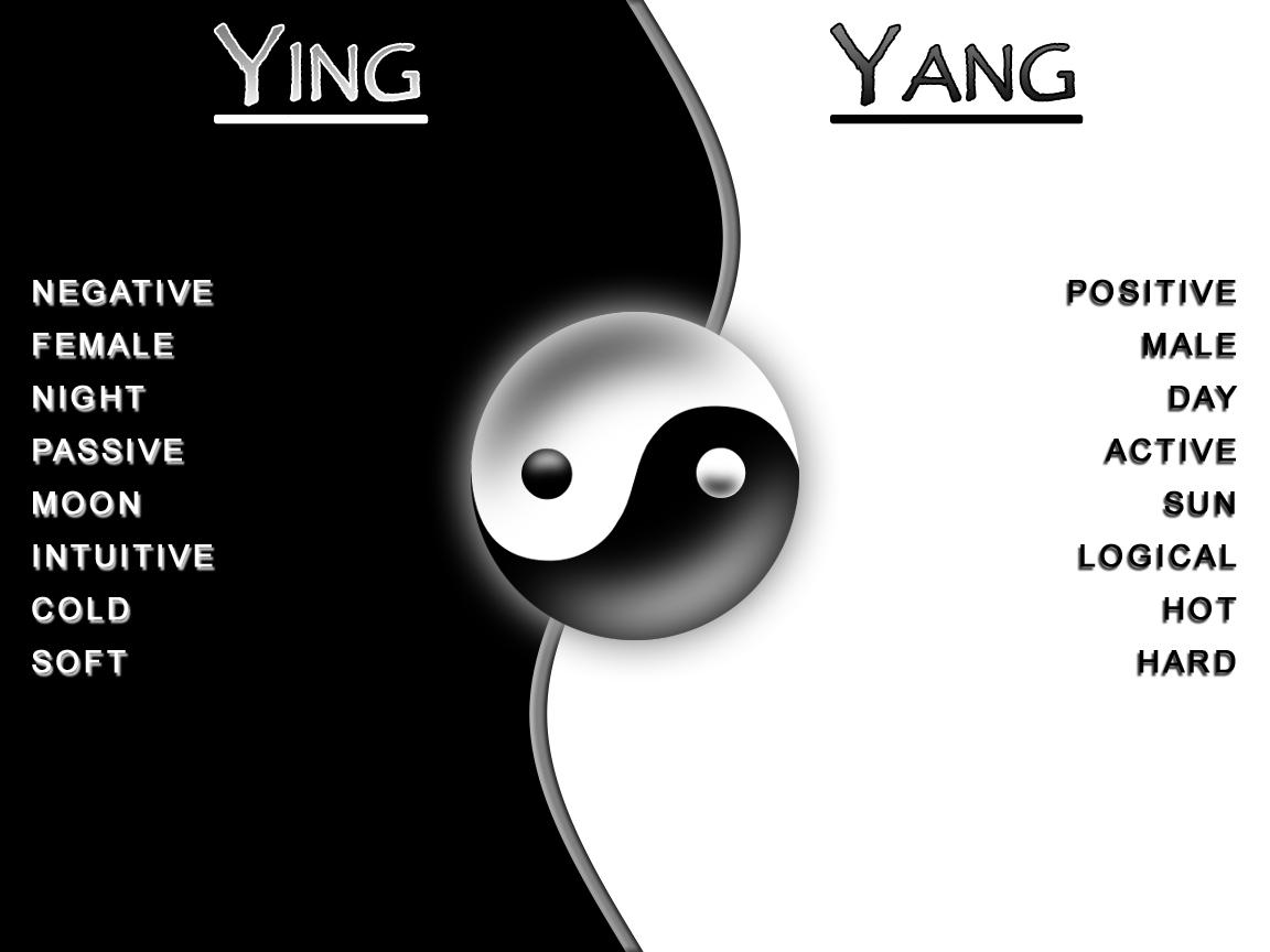 Shiningsoul Yin Yang