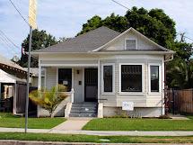 Ralph Bunche Home