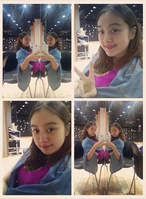 lim wonder girls selca pictures
