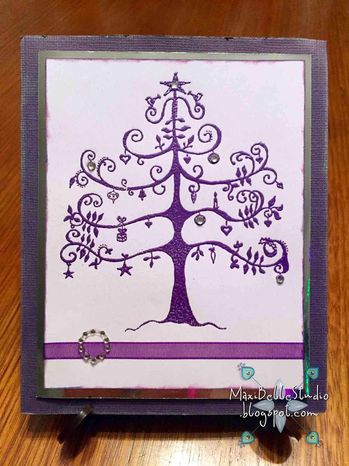 Kaszazz Whimsical  Tree