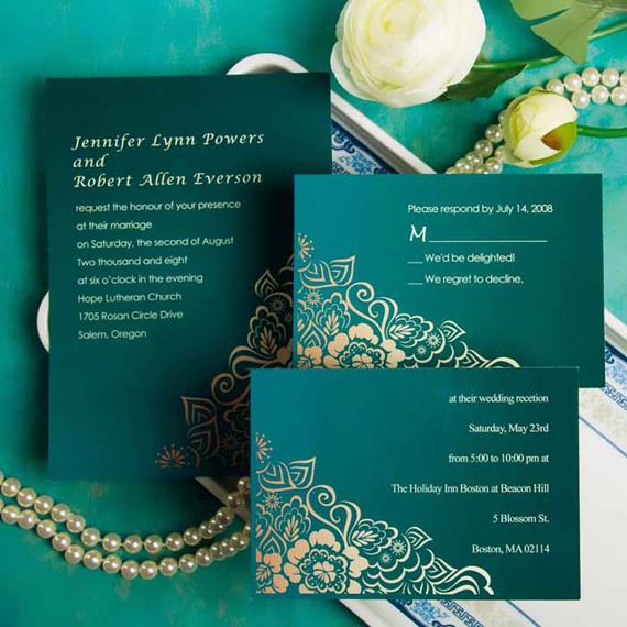 Wedding Inspiration Center: Stylish Vintage Wedding ...