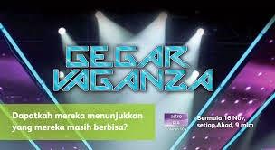 Gegar Vaganza Astro 2014