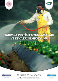 Tarımda Pestisit Kullanımı Konya'da Masaya Yatırıldı.