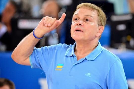 Американский тренер Майк Фрателло